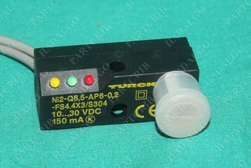 Details about  /Turck Ni2-Q6.5-AP6-0.2 Proxmity Switch Sensor