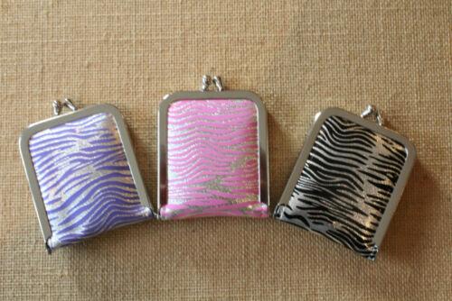 Kit De Costura Zebra Brillante Bolso Estilo Emergencia Coser Estudiantes