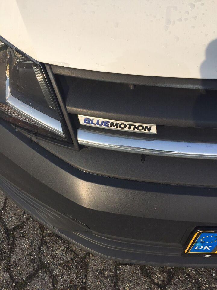 VW, Caddy, 2,0 TDi 102 BlueMotion Van