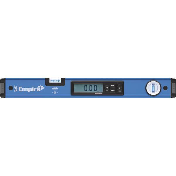 3 Pk Milwaukee Empire Best True bluee 24  L. Aluminum Digital Electronic Level
