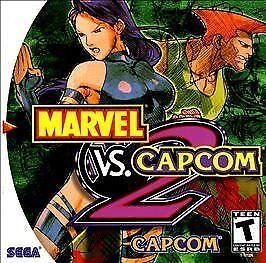 Marvel vs  Capcom 2 (Dreamcast, 2000)