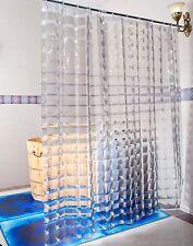 Duschy Duschvorhang 3D transparent
