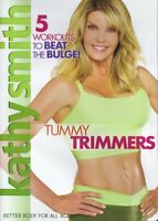 Women's Fitness Kathy Smith Tummy Trimmers 5 Ab Workouts Beat The Bulge Dvd