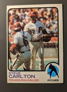 1973-Topps-300-Steve-Carlton-Philadelphia-Phillies-HOF-VGEX