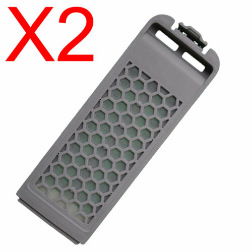 2X Washing Machine Lint Filter For Samsung Top Loader DC62-00018A DC97-16513