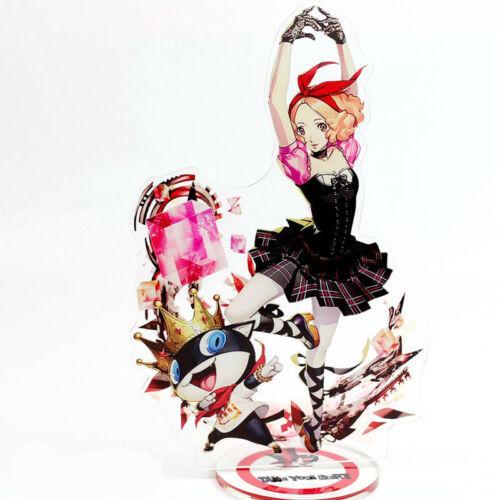 Anime Persona 5  Haru Okumura 20cm Acrylic Stand Figure Cool Gift