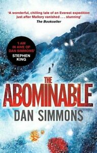 The-Abominable-By-Dan-Simmons