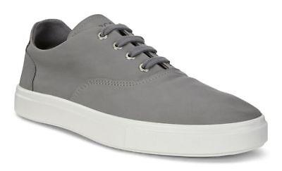 Herren ECCO Kyle Casual Krawatte Sneaker Leder Titan 530944 0124 4 | eBay