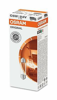 1.2 W Osram 2741MF Original Lamps for Printed Circuit Boards 24 V Set of 10