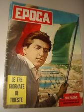 EPOCA=1953/163=JANET JAGAN=MUROLO BOVIO DI GIACOMO=CHIARAVALLE ABBAZIA=DI NITTO