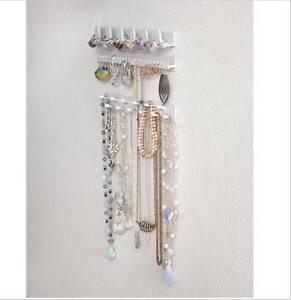 Jewellery-Organiser-Self-Adhesive-Jewellery-Rack-Holds-30-pieces