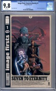 Image Firsts: Seven to Eternity #1  Image Comics (2017)   CGC 9.8