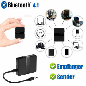 2 in 1 bluetooth sender empf nger wireless tragbarer. Black Bedroom Furniture Sets. Home Design Ideas