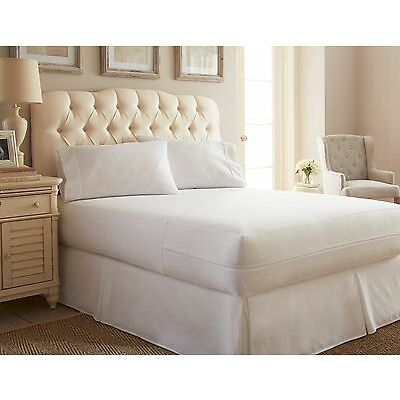 Bed Bug Proof Mattress Protector by Soft Essentials - Zippered - Hypoallergenic