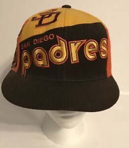 c2d9083d15b Image is loading Vintage-San-Diego-Padres-Baseball-Hat-Cooperstown- Collection-