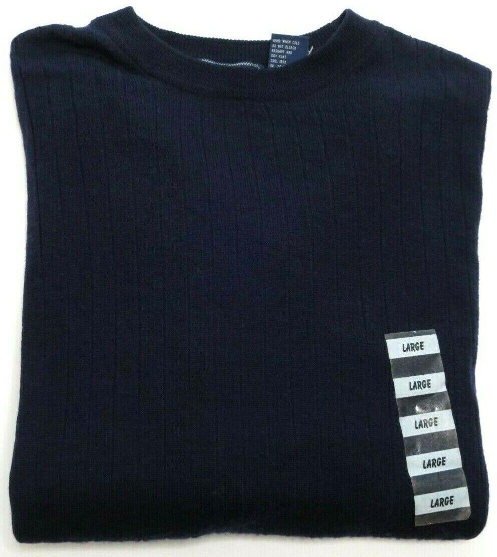 O'KIEF & O'KIEF Relaxed Clothing Company 100% CASHMERE Sweater Mens Large NEW
