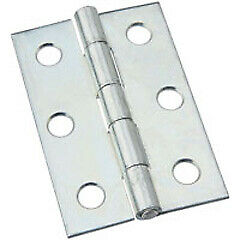 Everbilt narrow utility hinges 3in 649198