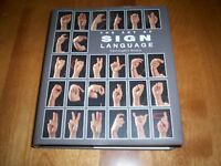 The Art Of Sign Language Signing Guide Instruction Instructional Book
