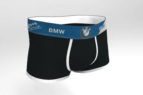 2XL Neu Herren Unterwäsche Trunks Boxershorts BMW 1er Set//Pack Gr