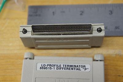 AMP 869515-1  Active Differential SCSI Terminator