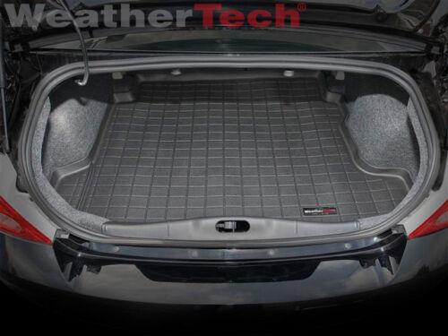 WeatherTech Cargo Liner Trunk Mat for Chevy Cobalt Sedan Black 2005-2010