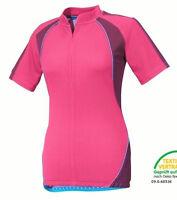 CRIVIT SPORTS ladies BICYCLE Jersey Cycling Bike Sports Shirt Biker Shirt jersey