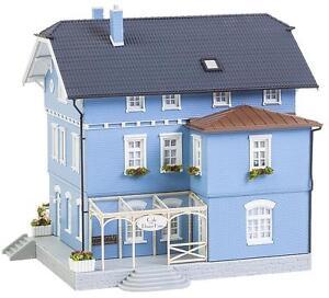 Faller-130439-HO-Cafe-Das-blaue-Haus-NEU-in-OVP