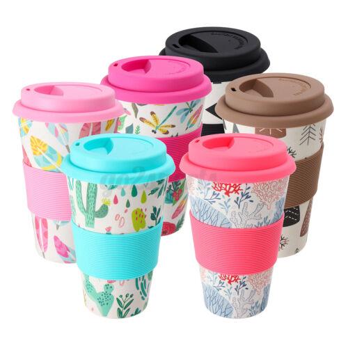 Eco-Friend Reusable Bamboo Fibre Ecoffee s Tea Coffee Mugs Travel Mug Eco  !!