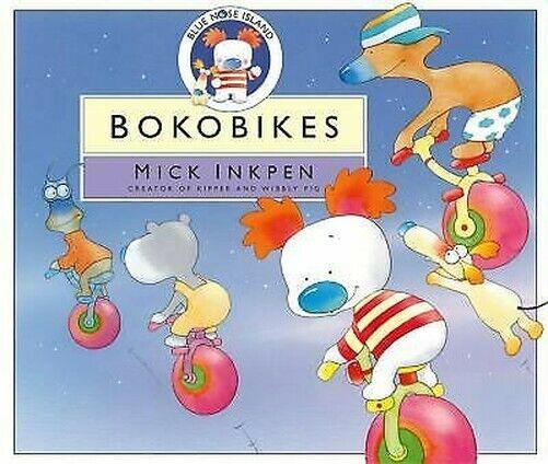 Bokobikes Taschenbuch Mick