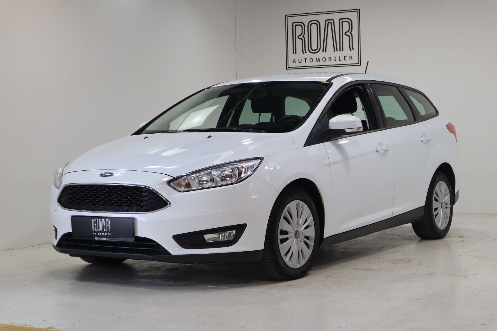 Ford Focus 1,5 TDCi 95 Business stc. 5d - 134.900 kr.
