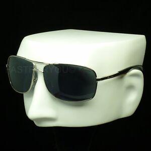 b07730079 Image is loading Sunglasses-square-aviator-lens-spring-hinge-temple-drive-