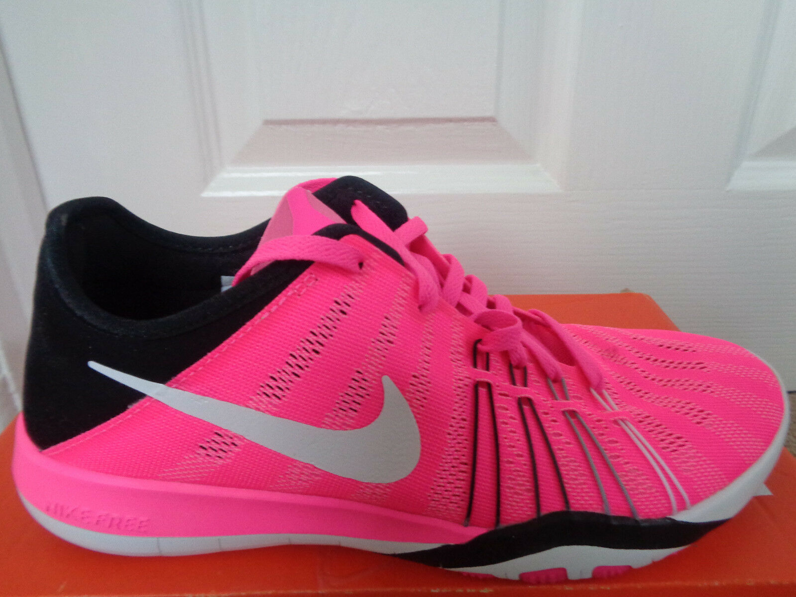 Nike Free 5.0 TR 6 wmns trainers schuhe 833413 600 uk 4 eu 37.5 us 6.5 NEW+BOX