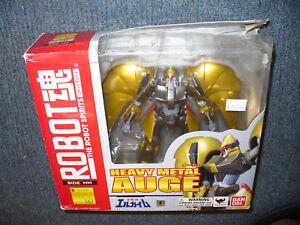 Bandai Heavy Metal Augb Le Chiffre d'Action R Numéro 167 de Robot Spirits