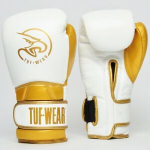 Tuf Wear Atom Boxing Gloves Adult Sparring Gloves MMA Training Glove 10 12 14 16