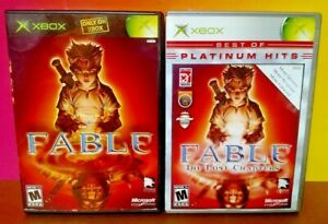 Fable-1-Fable-Lost-Chapters-Microsoft-Xbox-OG-Game-Rare-Tested