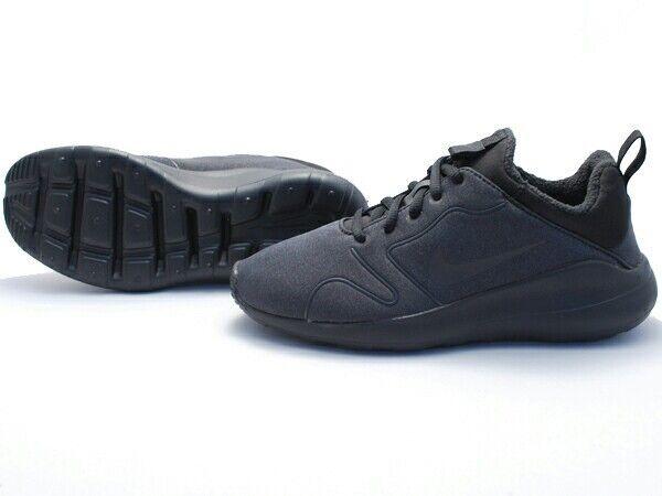 Mujeres Nike Kaishi Kaishi Kaishi 2.0 se Negro Antracita Correr Gimnasio Entrenadores Reino Unido 4 0e3940