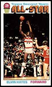 1976-77-TOPPS-ELVIN-HAYES-WASHINGTON