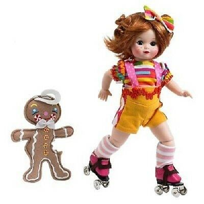 MADAME ALEXANDER YOU CAN/'T CATCH THE GINGERBREAD MAN /& DOLL SET 48285 NRFB