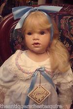 """Hildegard Gunzel doll  """"Courtney and Friends"""" 1992 NIB"""