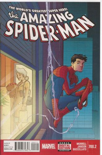NEAR MINT * AMAZING SPIDER-MAN # 700.2