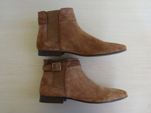 De Miguel Chaussures Hommes Chelsea-Stiefel Größe 43 Neu, NP 229 €.