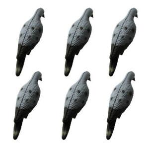 Fake Realistic Eagle Fishing Decoy Pest Control Bird Pigeon Scarer Scarecrow