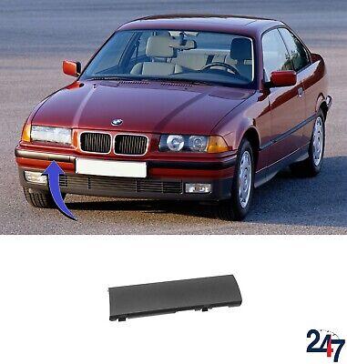 Pare-chocs Avant Remorquage Crochet De Remorquage Eye Cap Couverture pour BMW Série 3 E46 Coupé 03-06