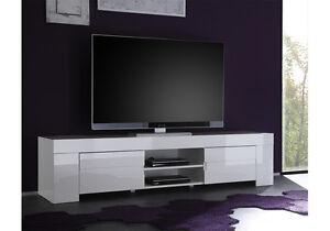 mobile porta tv soggiorno sala moderno eos 190 laccato