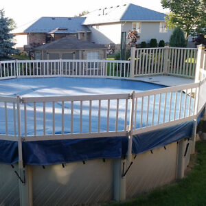 Eliminator Xtreme Above Ground Swimming Pool Winter Cover - (Choose ...