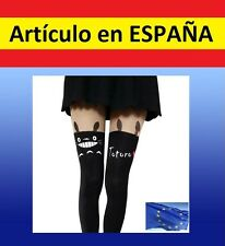 MEDIAS Totoro muy originales tatuaje disfraz pantys socks calcetines calcetas