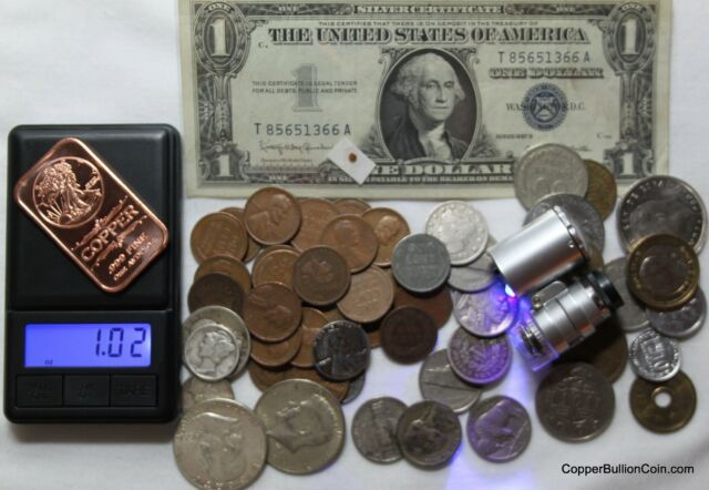 Coin Hoarder Collection GOLD COIN Silver Coins Currency Bullion Tools Real Value