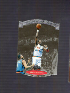 HAKEEM-OLAJUWON-1995-96-SP-NBA-ALL-STARS-CARD-AS17-Houston-Rockets
