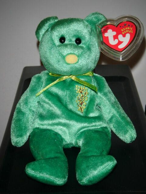 8.5 inch WATTLIE the Bear TY Beanie Baby - MWMTs Australia Exclusive