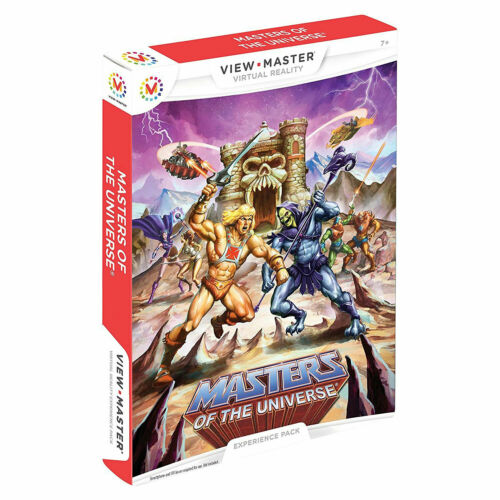 Mattel View-Master Masters of the Universe Experience Pack